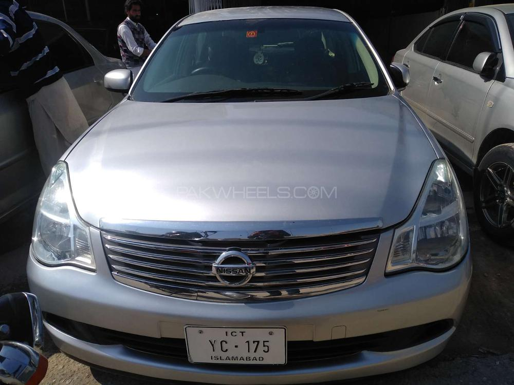 Nissan Bluebird Sylphy 15M Four 2007 Image-1