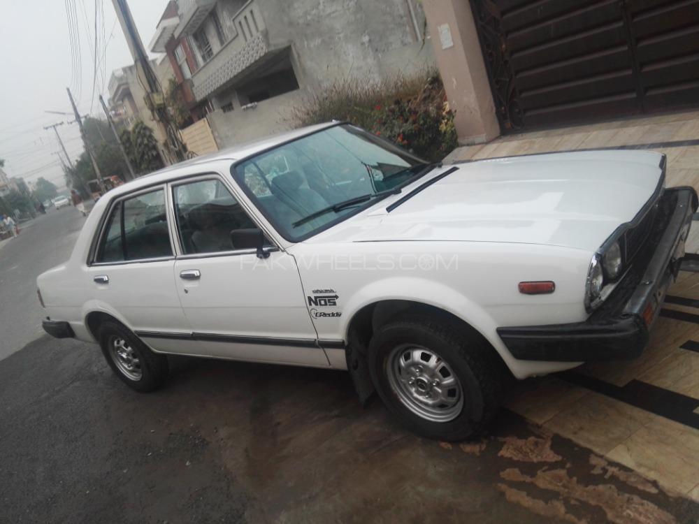 Honda Accord - 1979  Image-1
