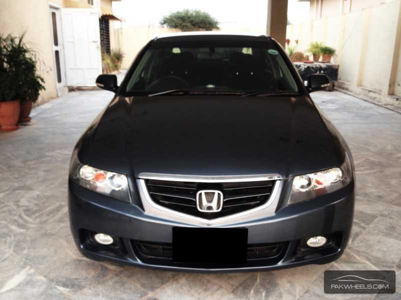 honda accord cl7 2003 for sale in islamabad pakwheels. Black Bedroom Furniture Sets. Home Design Ideas