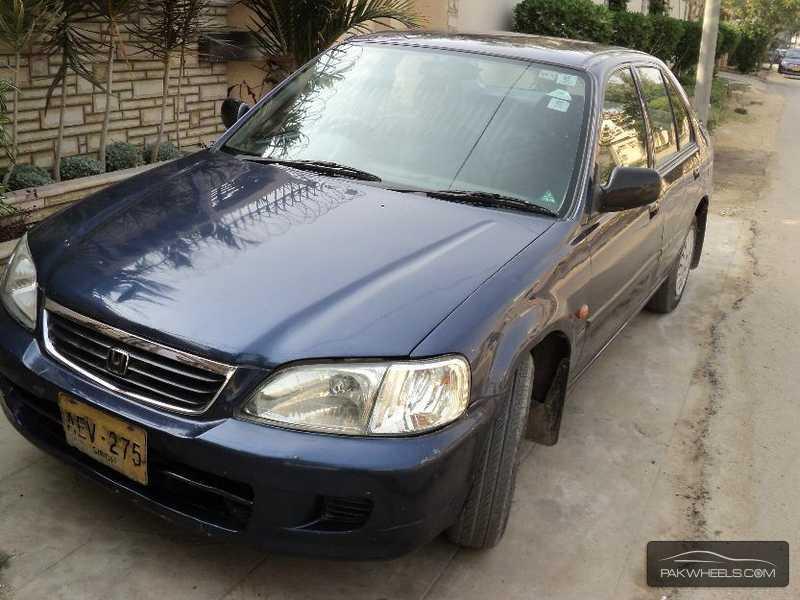 Honda City 2003 for sale in Karachi | PakWheels