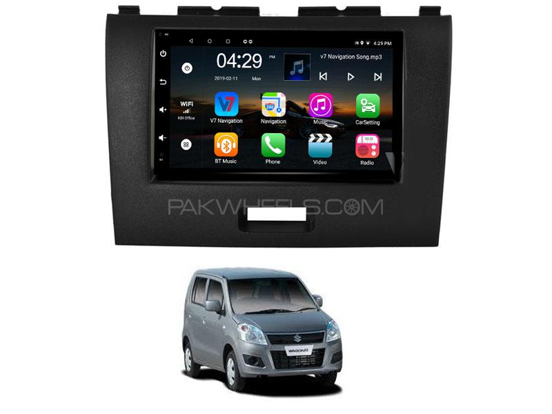 V7 Navigation 7″ Android Screen For Suzuki Wagon R 2014-2020 Image-1