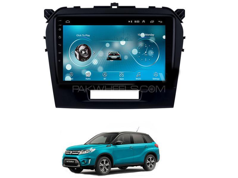 V7 Navigation 10″ Android Screen For Suzuki Vitara 2016-2020 Image-1