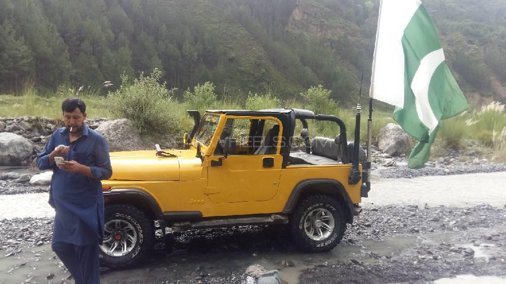 Jeep Cj 7 1983 Image-1
