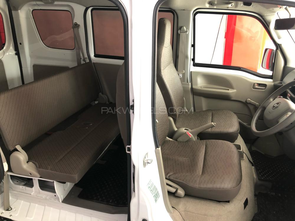 Nissan Clipper  2015 New shape  Same As Suzuki Every White color 31000 km used Still Like Brand New Fresh Import   Negotiable Price.  For More Details.   Bilal Automobiles & Co.  Akber Chowk. Faisal Town Lahore.