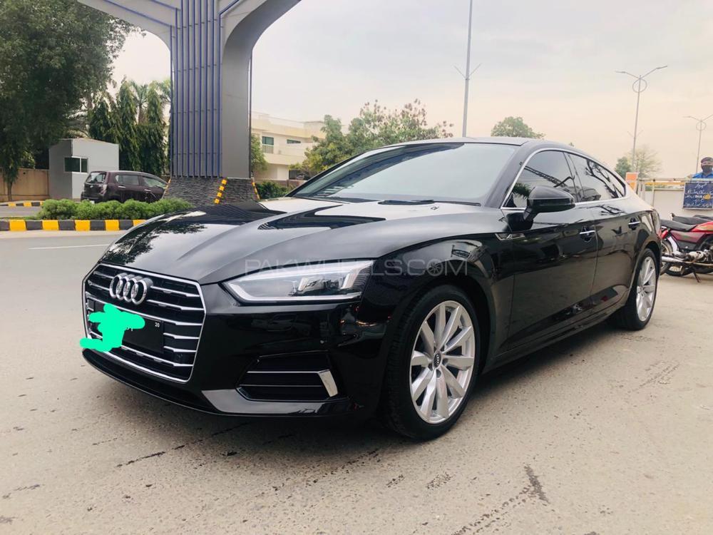 Audi A5 1.4 TFSI Sportback 2019 for sale in Lahore | PakWheels