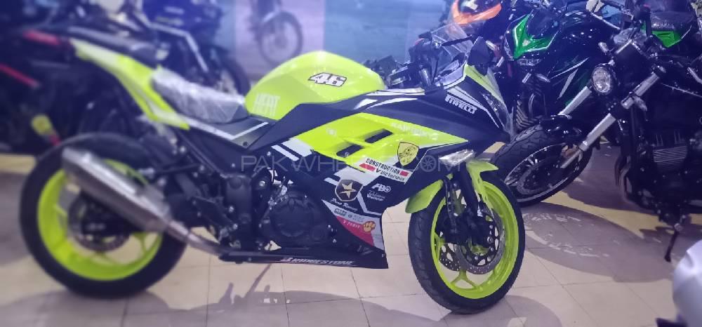 Chinese Bikes Lifan 2020 Image-1