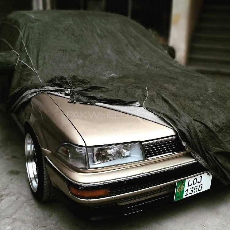 Toyota Corolla - 1987 Crowned Image-1