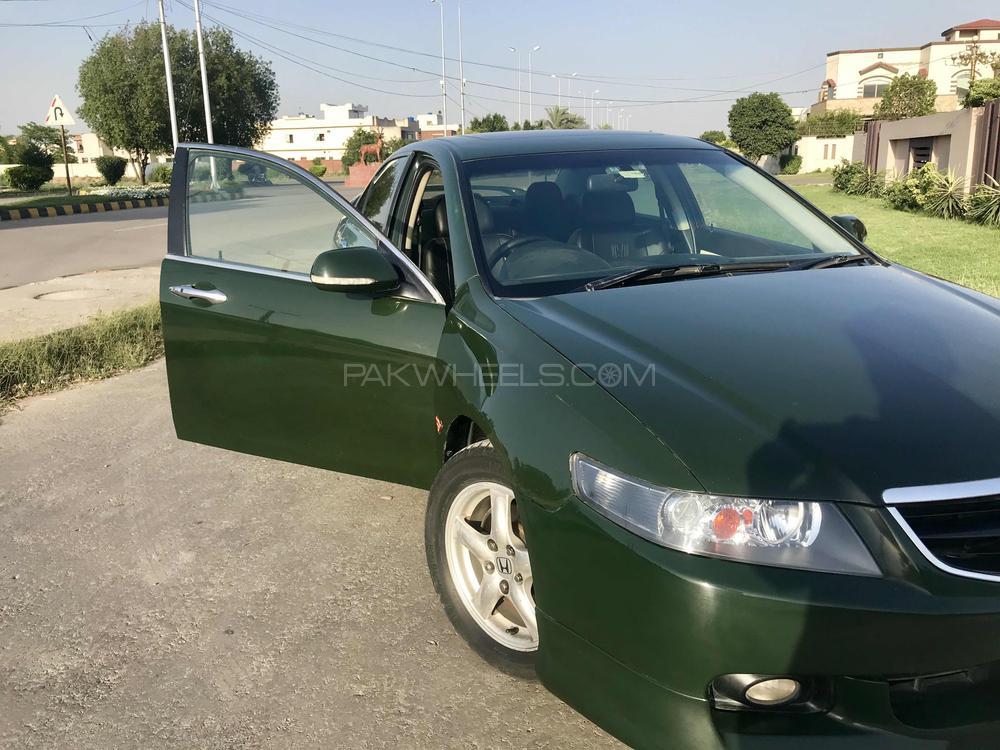 Honda Accord - 2003 jf thunder Image-1