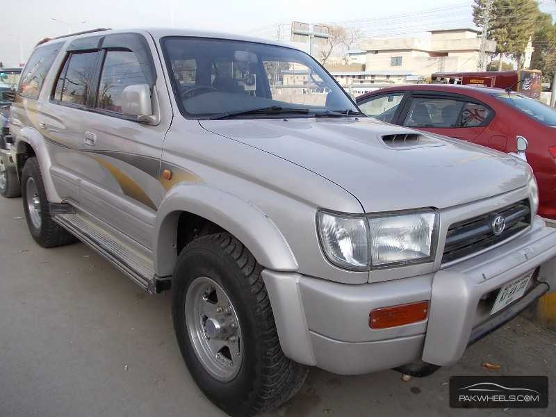 Toyota Surf SSR-G 3.4 2000 Image-1