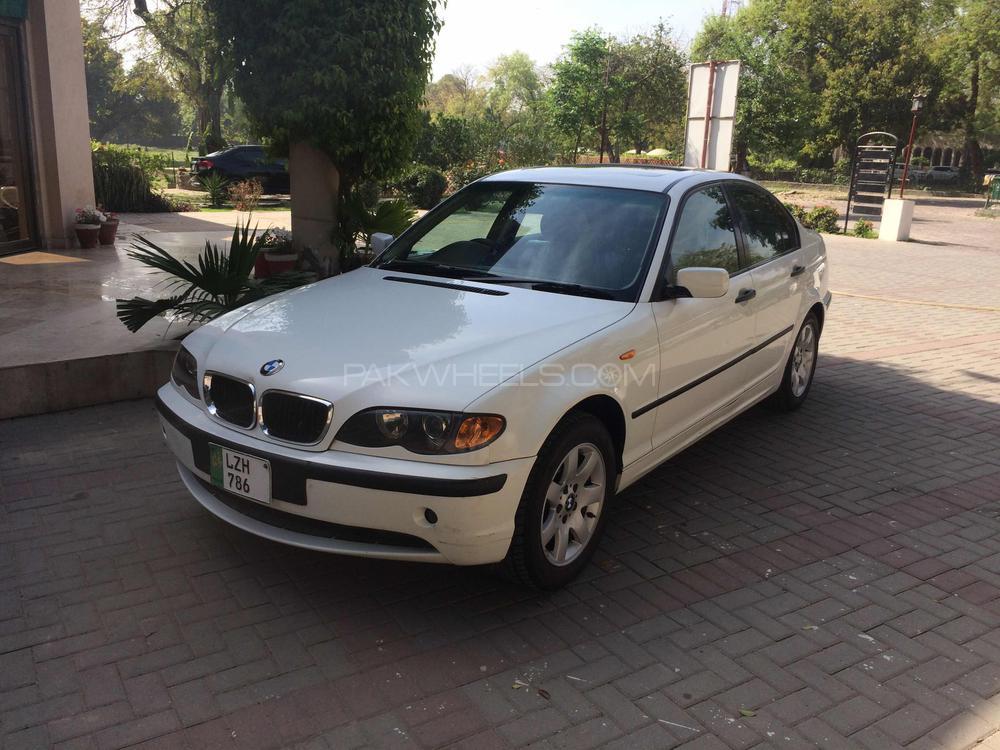 BMW 3 Series - 2004 Bimmer Image-1