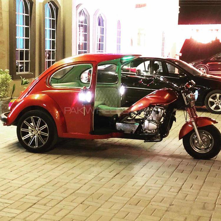 Volkswagen Beetle - 1968 Beetle Trike Image-1