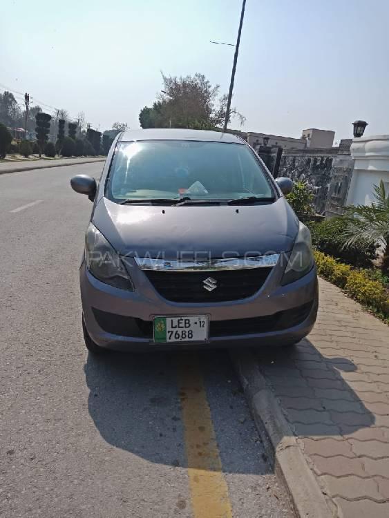 Suzuki Cervo G 2006 Image-1