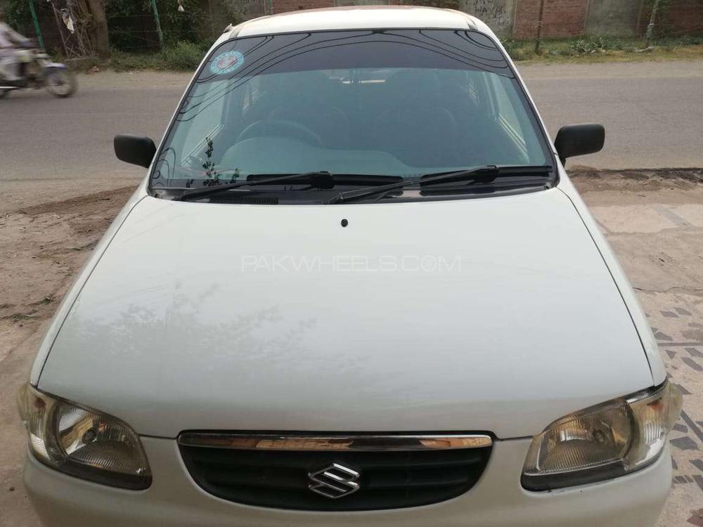 Suzuki Alto VXR 2007 Image-1