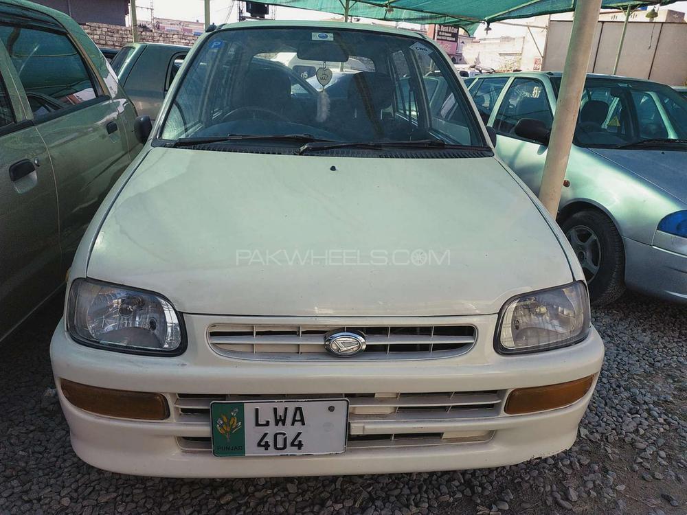 Daihatsu Cuore CX 2005 Image-1