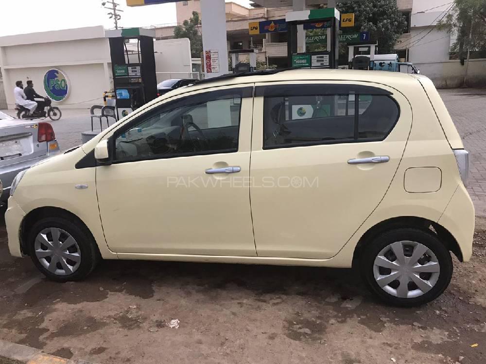 Daihatsu Mira Es 2014 For Sale In Karachi Pakwheels