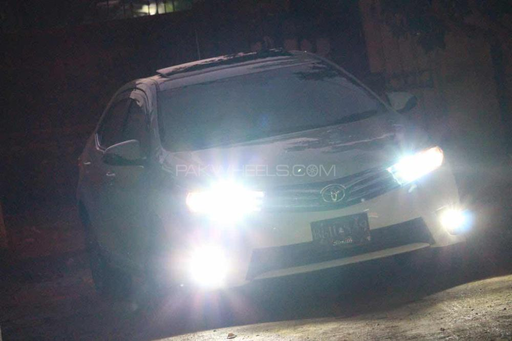 Toyota Corolla - 2016 Mir Image-1