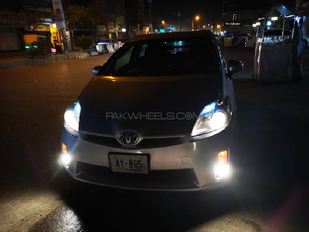 Toyota Prius - 2010 prius Image-1