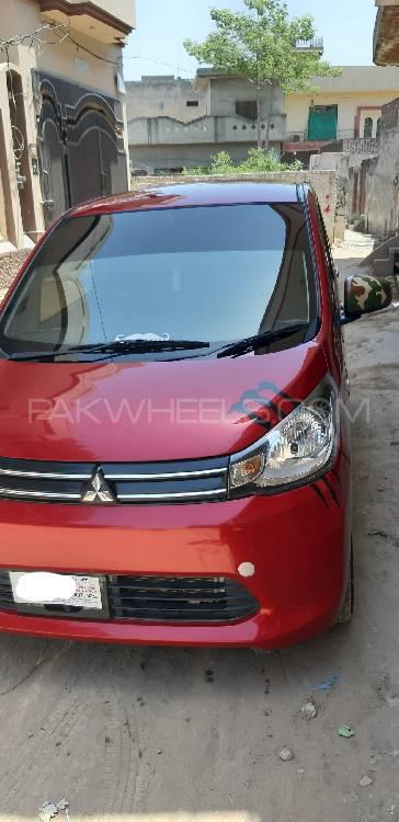 Mitsubishi Ek Wagon - 2014 ek wagan Image-1