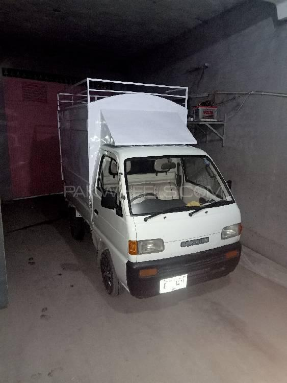 Suzuki Carry 1991 Image-1
