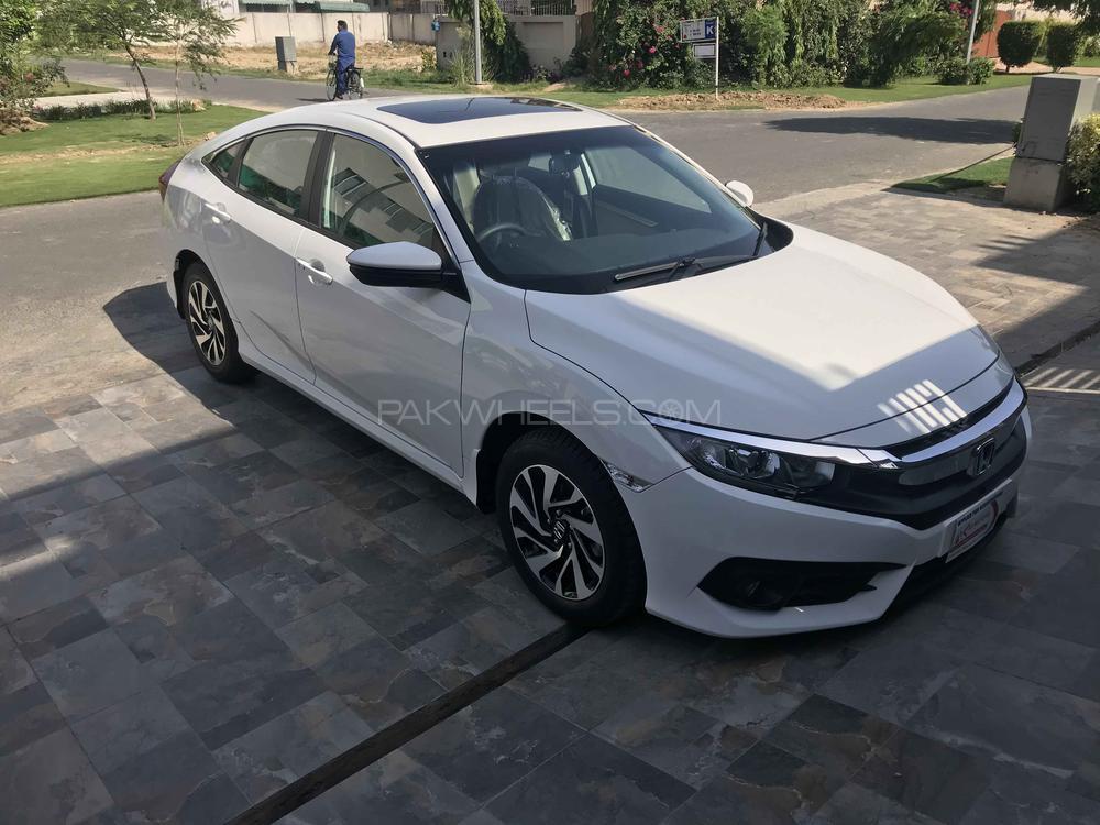Honda Civic - 2019 Aaban Image-1