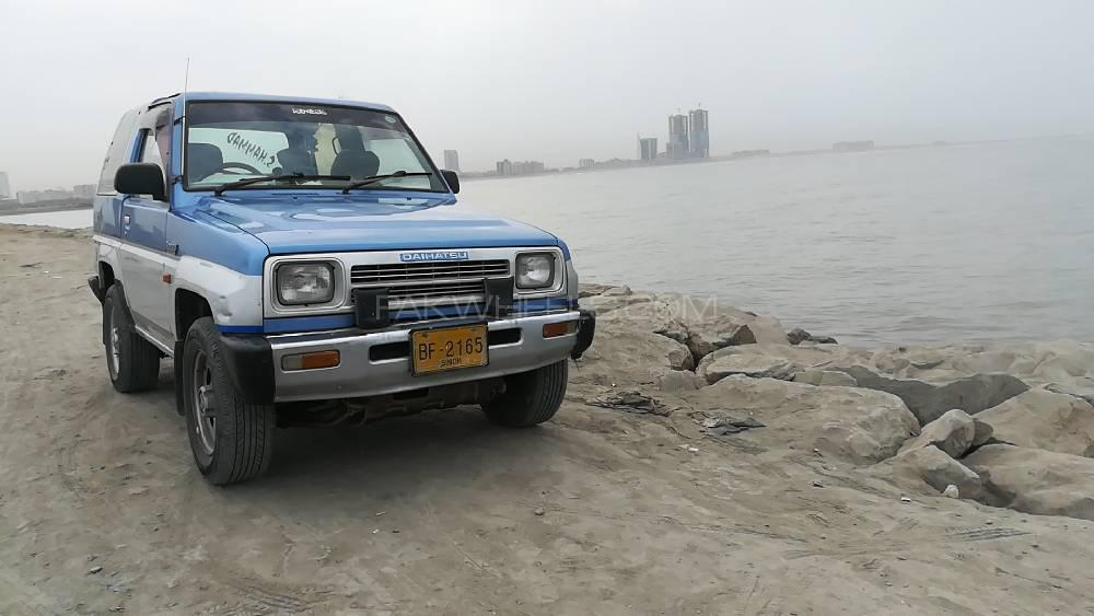 Daihatsu Rocky - 1994  Image-1