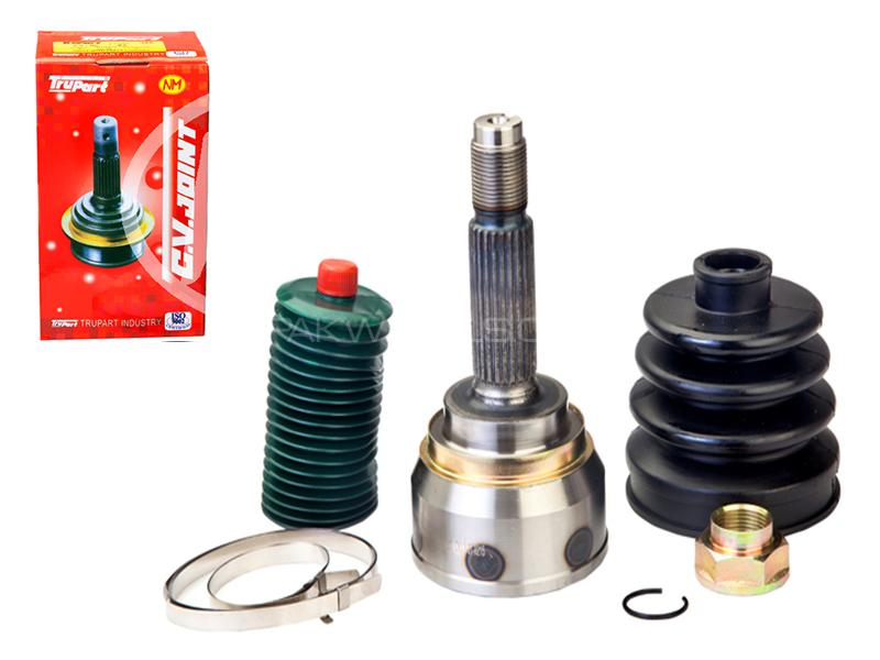 Trupart CV Joint Outer For Toyota Corolla EE 90 Petrol - CVJ-77 PETROL Image-1