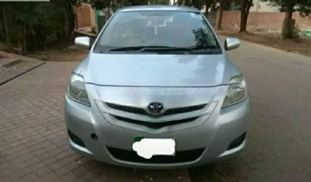 Toyota Belta X Business B Package 1.0 2007 Image-1