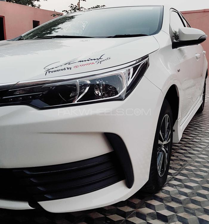 Toyota Corolla - 2018  Image-1