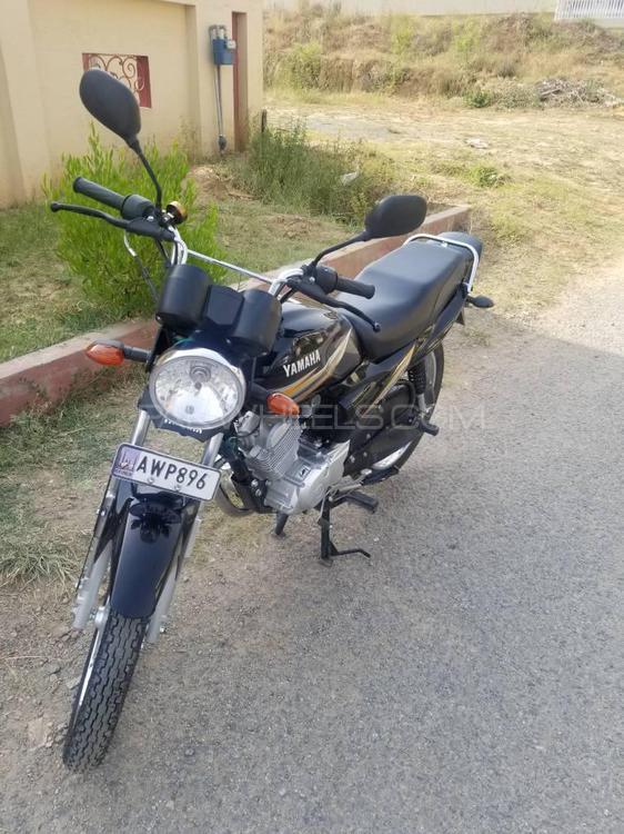 Yamaha YB 125Z  - 2019 Malik Image-1