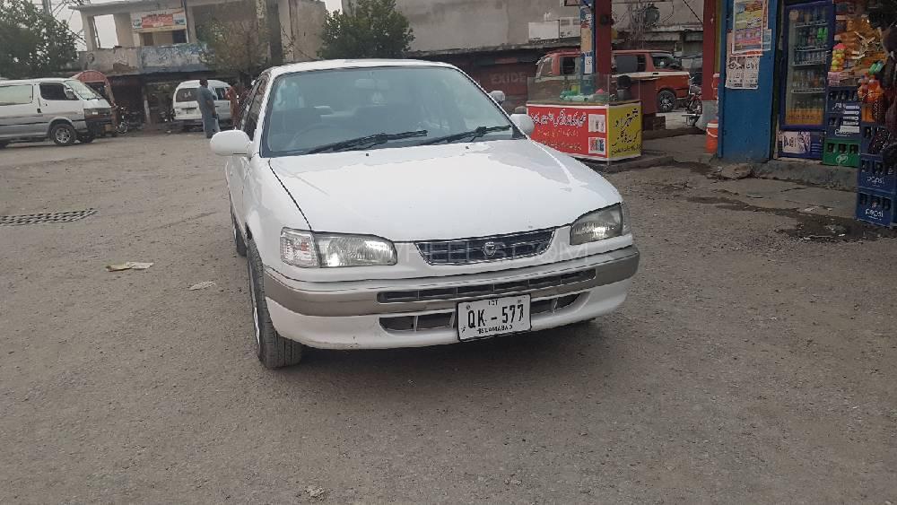 Toyota Corolla - 1996 Brutal AE110 Image-1