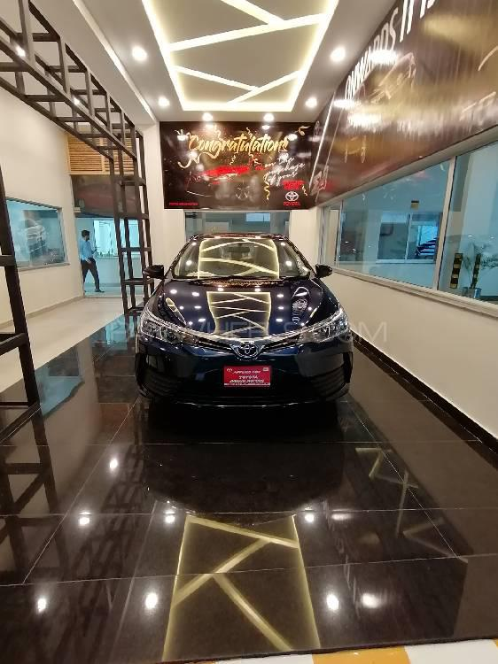 Toyota Corolla - 2019 toyo Image-1