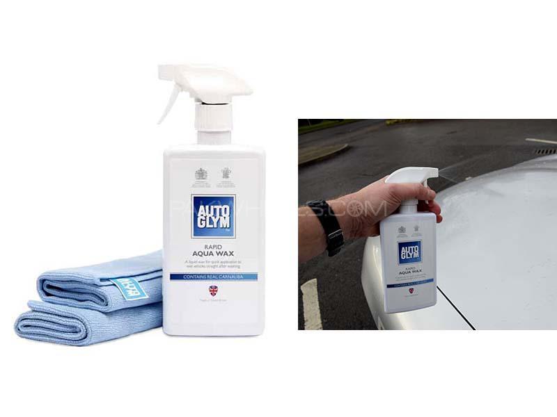 AutoGlym Rapid Aqua Wax Complete Kit - AWKIT Image-1