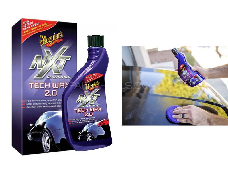 Meguiar's NXT Generation Tech Wax 2.0 Liquid  532 ml - G12718 Image-1