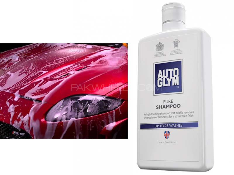 AutoGlym Pure Shampoo 500ml - PS500 Image-1