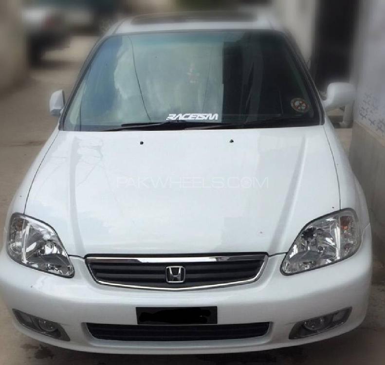Honda Civic - 2000 EK Image-1