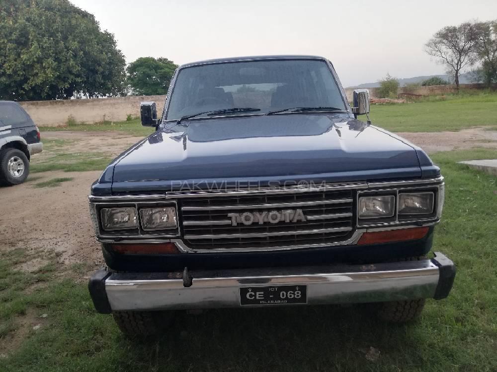 Toyota Land Cruiser - 1988  Image-1