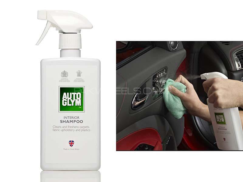 AutoGlym Interior Shampoo 500ml - CLS500 in Lahore