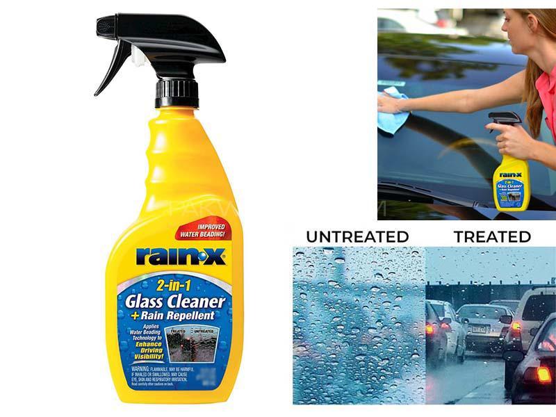 Rain-X 2 in 1 Glass Cleaner 473ml - 630006 Image-1