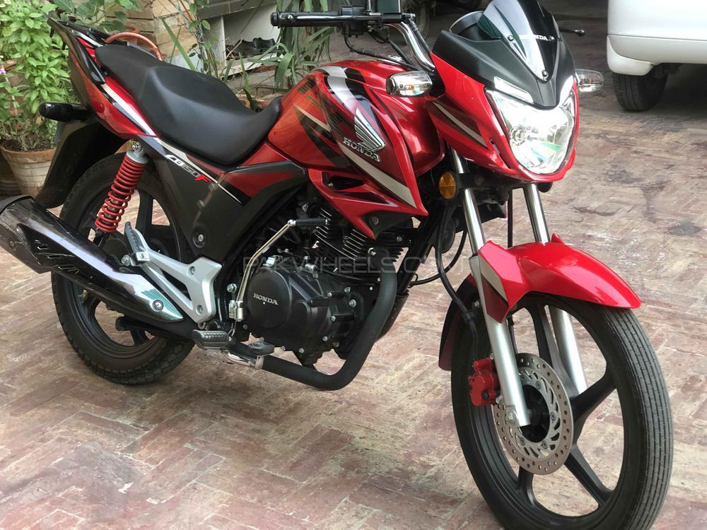 Honda CB 150F - 2018 Ronnie Image-1