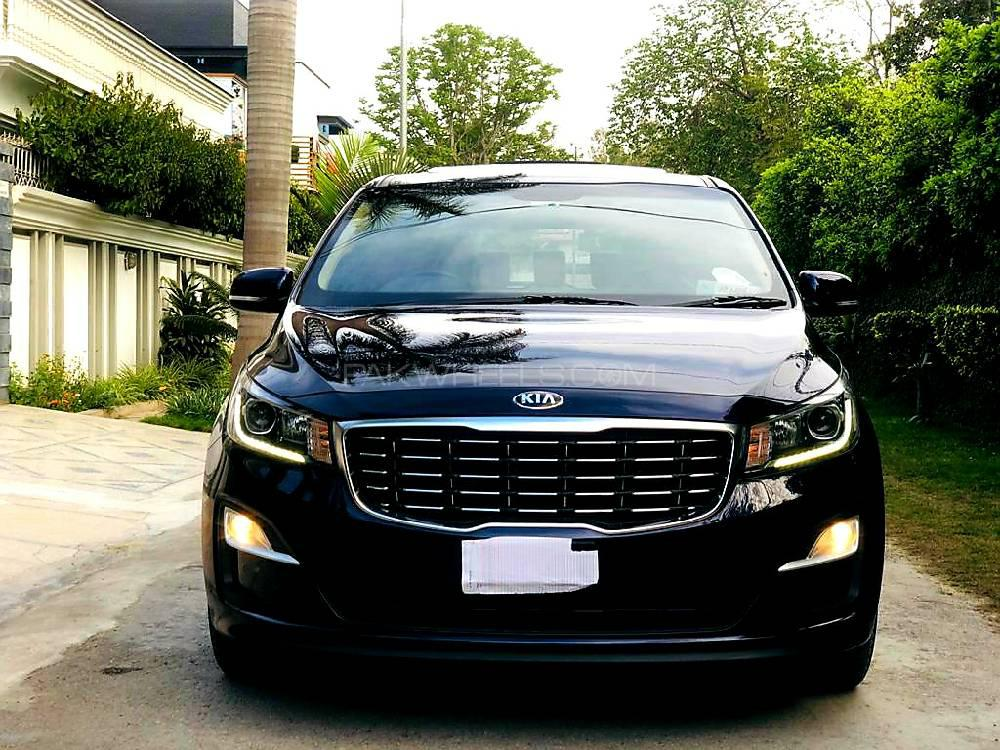 KIA Grand Carnival EX 2019 for sale in Islamabad | PakWheels
