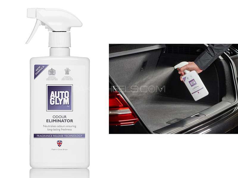 AutoGlym Odour Eliminator - OE500 Image-1