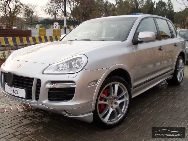 used porsche cayenne cayenne gts 2008 car for sale in islamabad 782116 pakwheels. Black Bedroom Furniture Sets. Home Design Ideas
