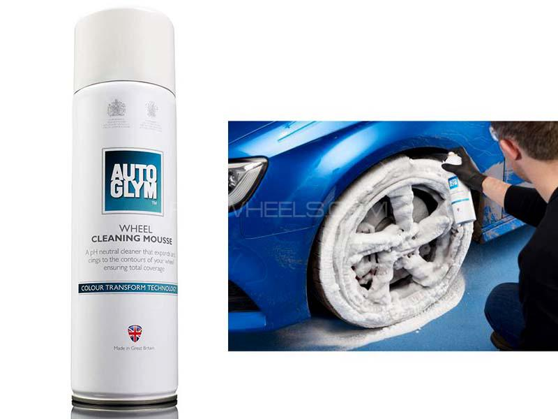 Autoglym Wheel Cleaning Mousse 500ml Image-1