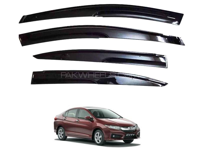 Honda City 2009-2020 Sun Visor Air Press - Black  in Karachi