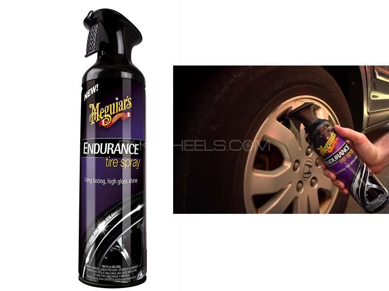 Meguiar's Endurance Tire Spray (Aerosol) - G15415 in Lahore