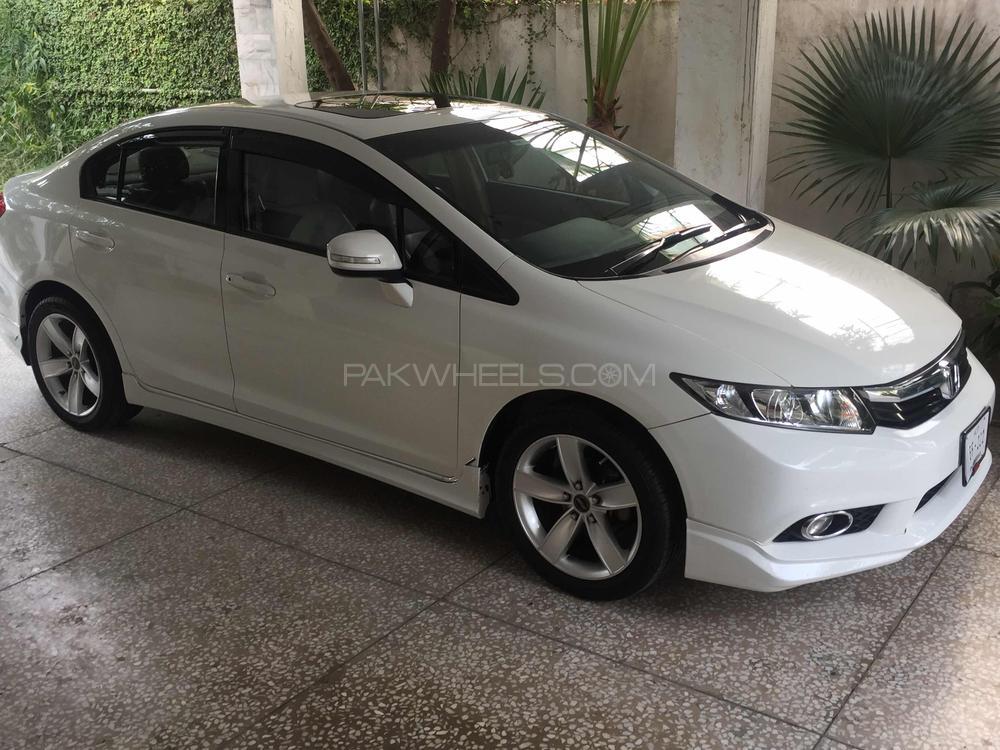 Honda Civic - 2014 222 Image-1