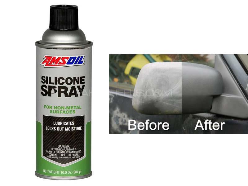 AMSOIL Silicon Spray  Image-1