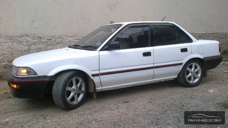 Toyota Corolla 1988 For Sale In Islamabad 782769 on toyota radio manual