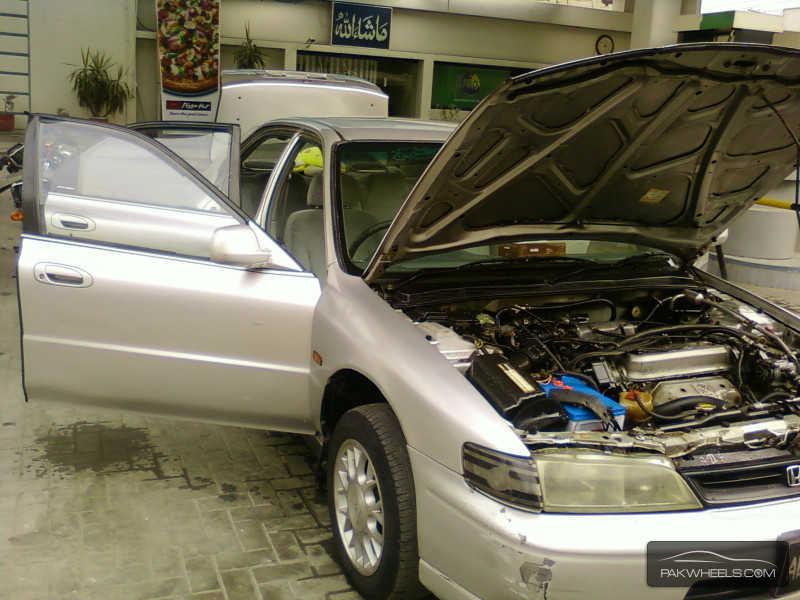 Honda accord 1996 for sale in rawalpindi pakwheels for Used car commercial 1996 honda accord
