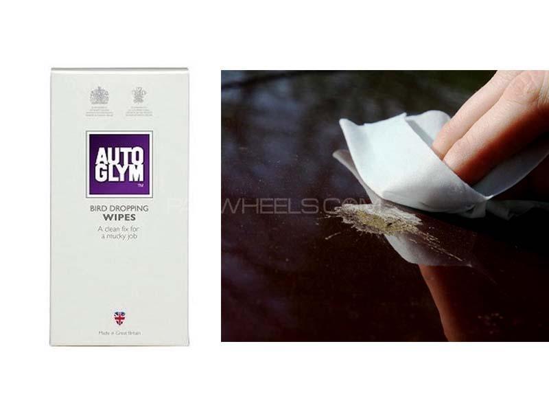 AutoGlym Bird Drop Wipes - BDwipe10 Image-1